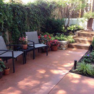 After Our Garden Design