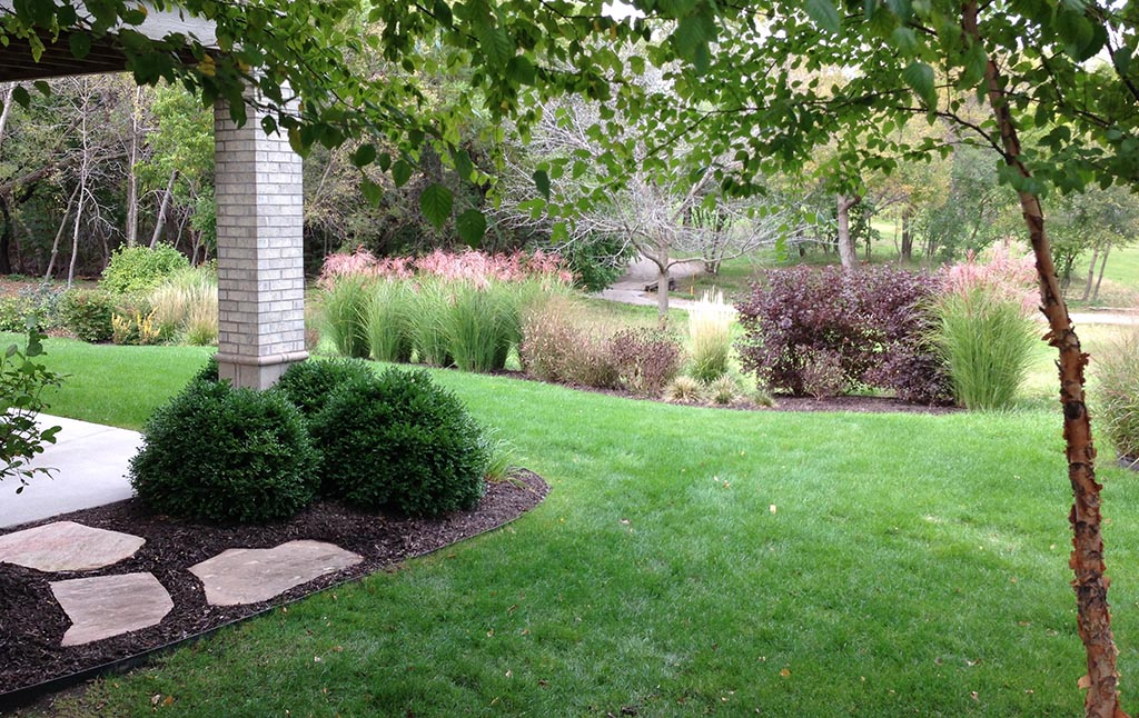 Garden Design Lincoln NE