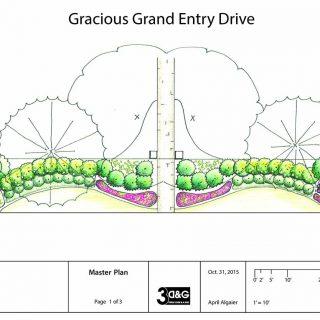 Lincoln NE Master Garden Design